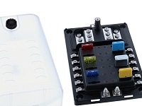 Automotive Blade Fuse Block BLR-I-912-G