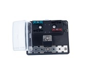 Automotive Blade Fuse Block BLR-304-G