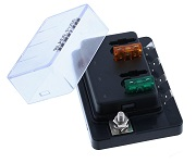 LED Fuse Block BLR-604