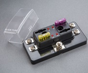 LED Fuse Block BLR-I-504