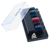 LED Fuse Block BLR-I-606