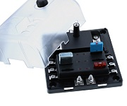 Automotive Blade Fuse Block BLR-I-906-G